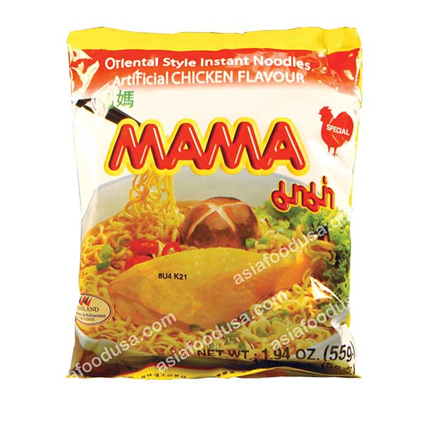Mama Chicken Noodle