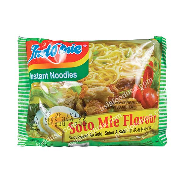 Indomie (Beef & Lime) Soto Mie Fried Noodle