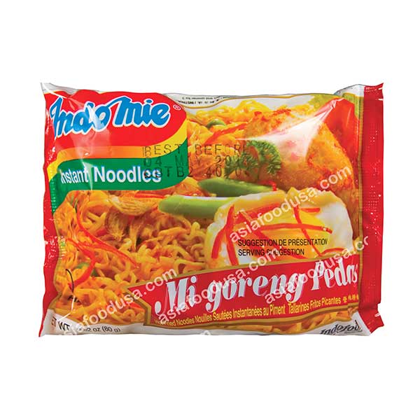 Indomie Pedas Fried Noodle