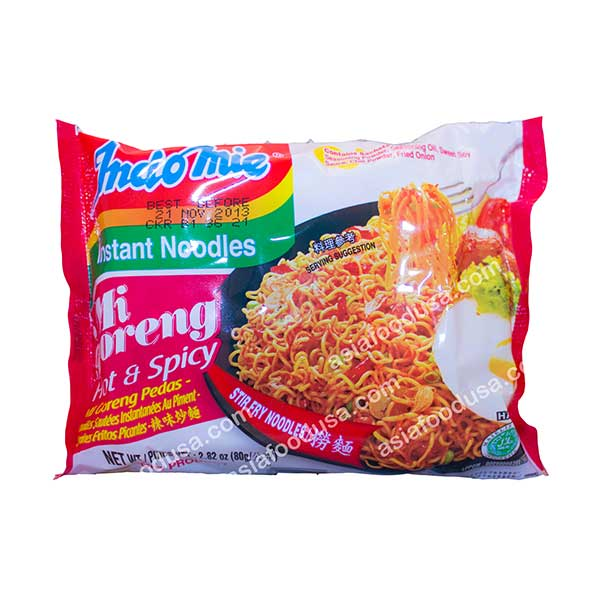 Indomie Hot Fried Noodle