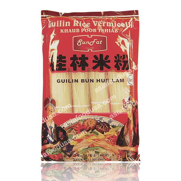 SF Guilin Rice Vermicelli (Bundled Small)