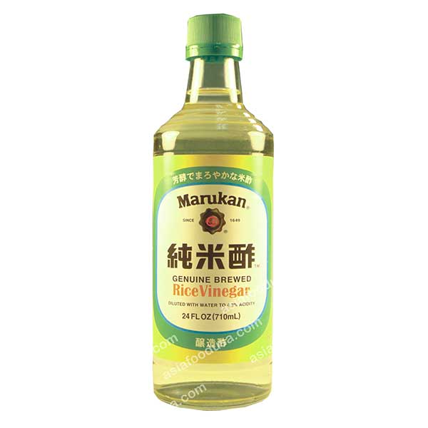 Marukan Rice Vinegar (Green)