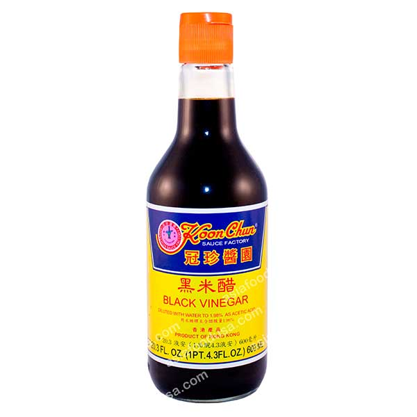 KC Black Vinegar