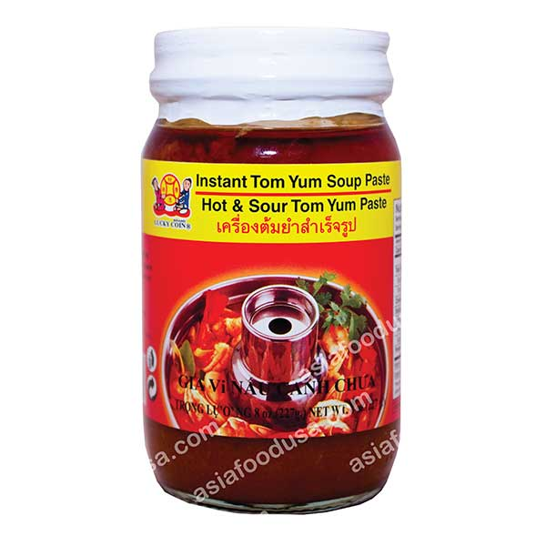 LC New Tom Yum Paste