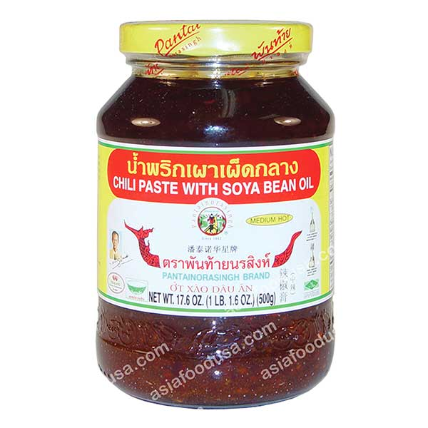 PT Chili Paste with Soya Bean Oil