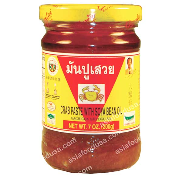 PT Crab Paste with Soya Bean Oil