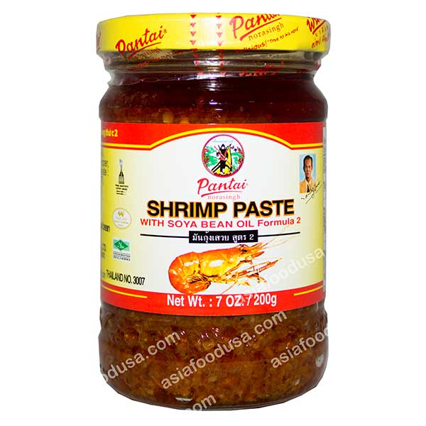 PT #2Shrimp Paste with Soya Bean Oil