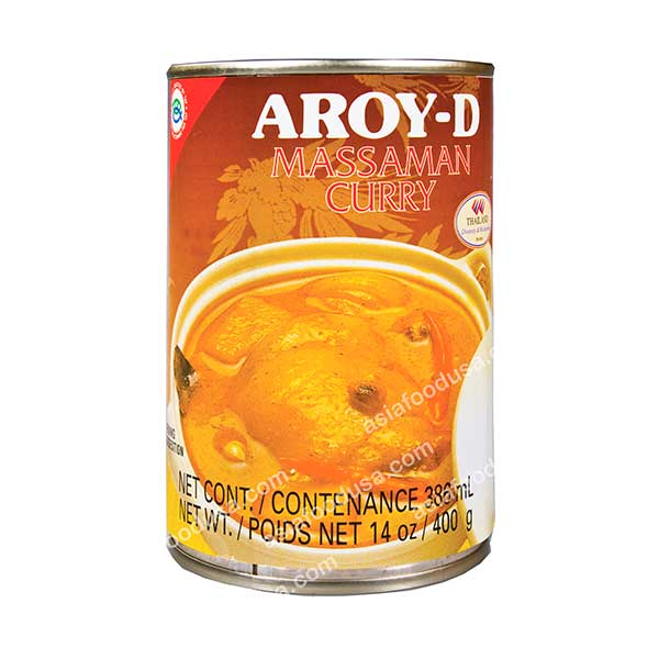Aroy-D Massaman Curry Soup