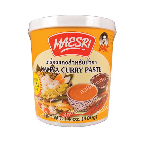 Maesri Namya Curry Paste