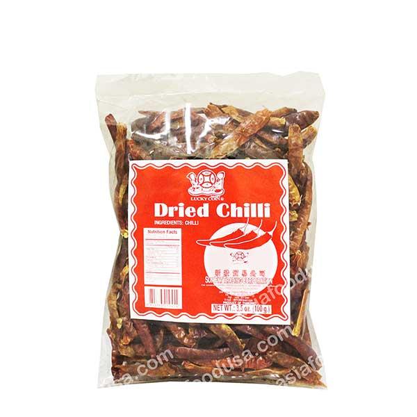 LC Dried Whole Red Chili (small)