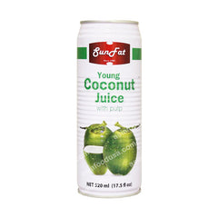 SF Young Coconut Juice