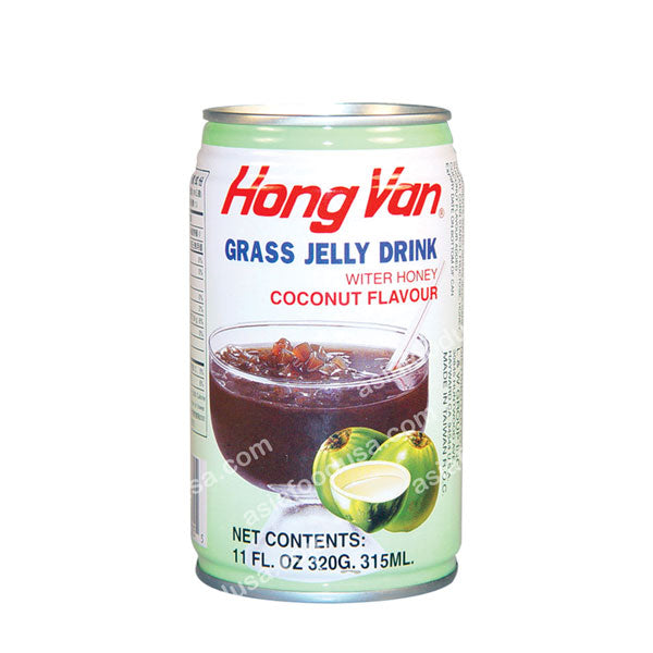 LW Coconut Grass Jelly Drink
