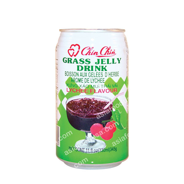 CC Lychee Grass Jelly Drink
