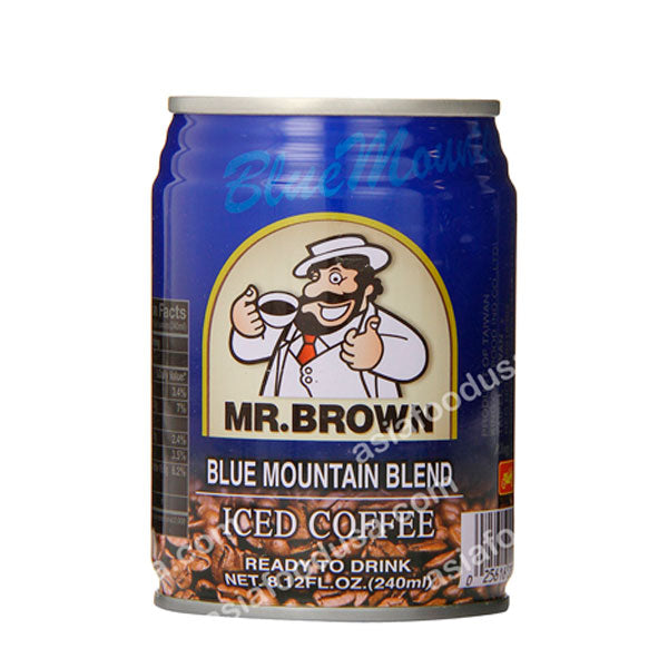 Mr. Brown Blue Mountain Coffee