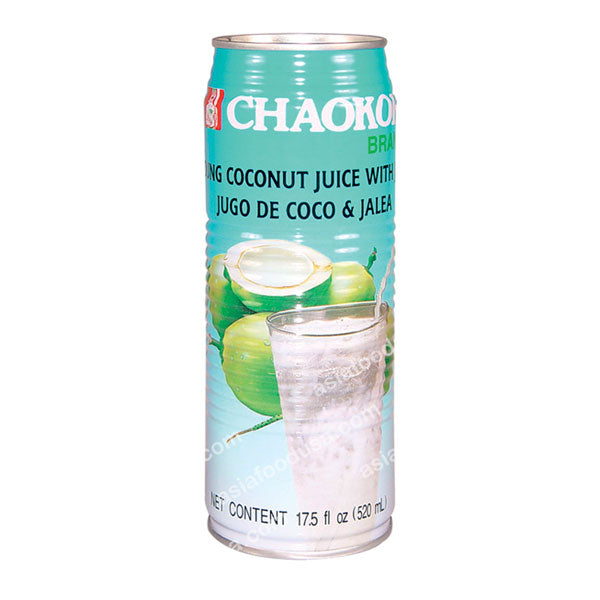 Chaokoh Coconut Juice (Jelly)