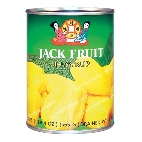LC Jackfruit in Syrup