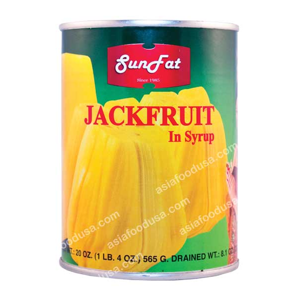 SF Jackfruit in Syrup
