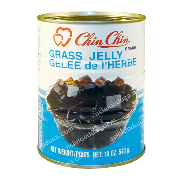Chin Chin Grass Jelly (Black)