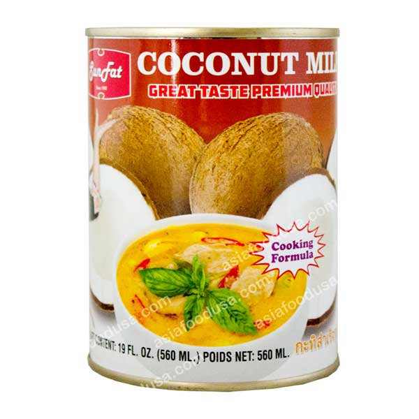 SF Coconut Milk (Cooking)