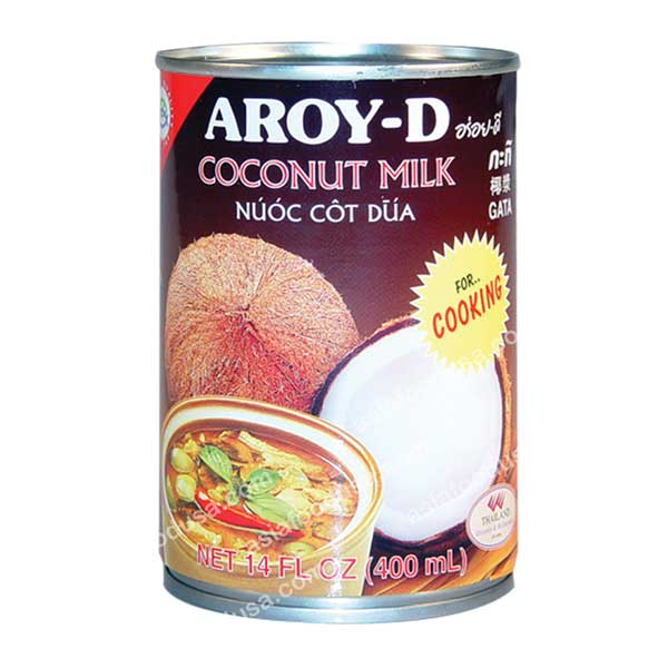 Aroy-D Coconut Milk (Cooking)