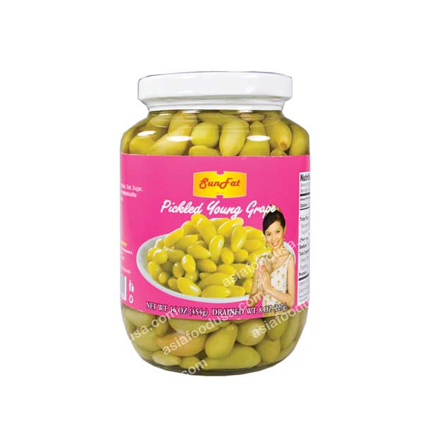 SF Pickled Young Grape
