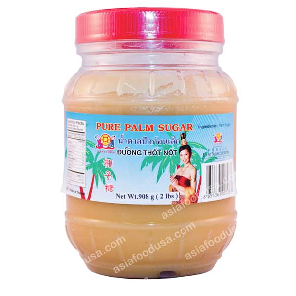 LC Palm Sugar (whole)