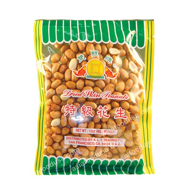 KLY Dried Skin Peanut