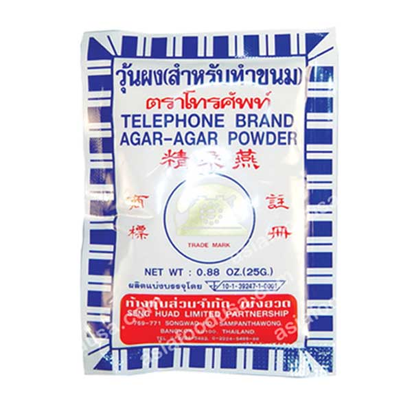 Telephone Agar-Agar Powder
