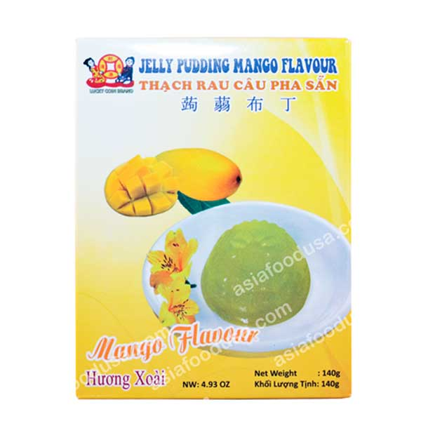 LC Jelly Pudding Powder (mango)