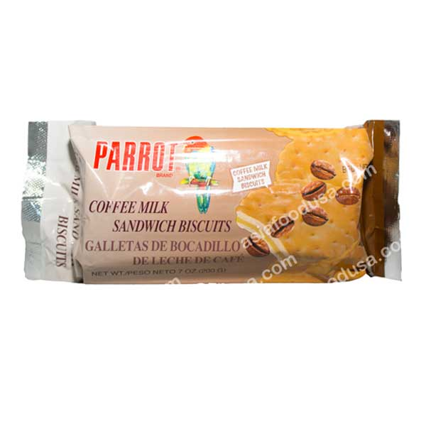 Parrot Coffee Sandwich Biscuit