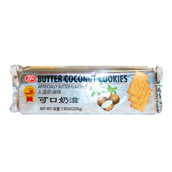OJO Butter Coconut Cookies