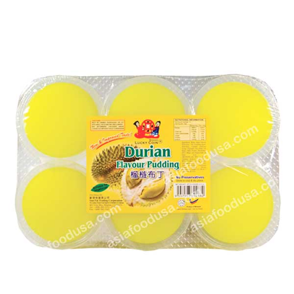 LC Durian Pudding