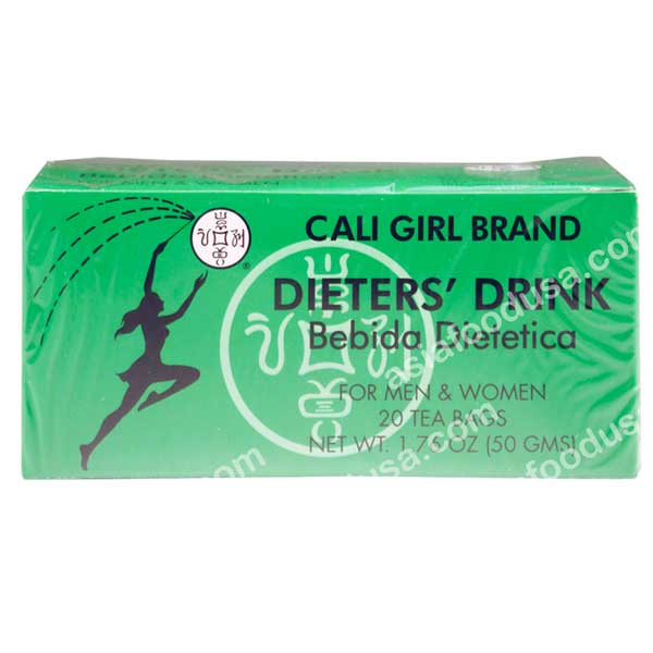 Cali Girl Dieters' Drink