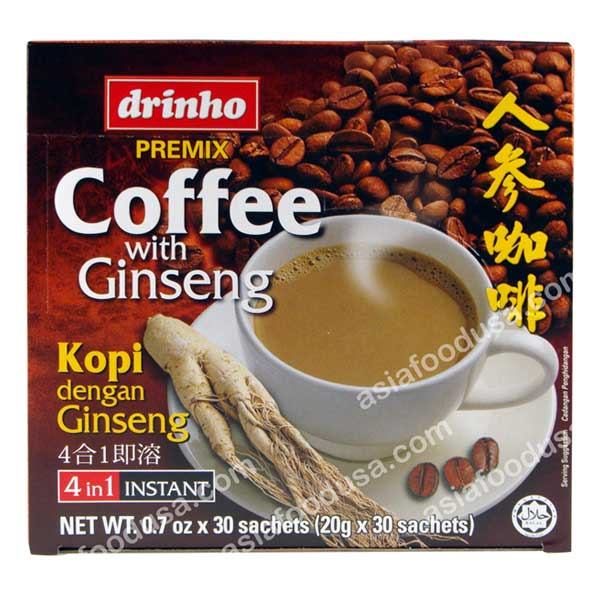 Drinho Coffee With Ginseng