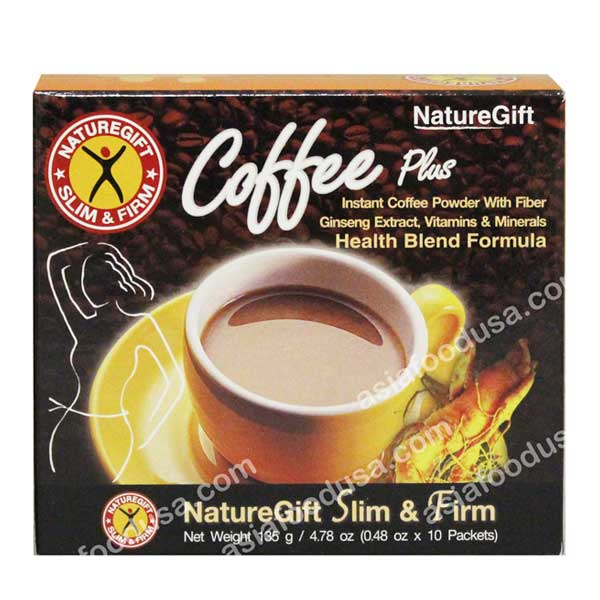 Nature Gift Coffee Ginseng Plus