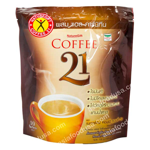 Nature Gift Coffee 21 Plus 8