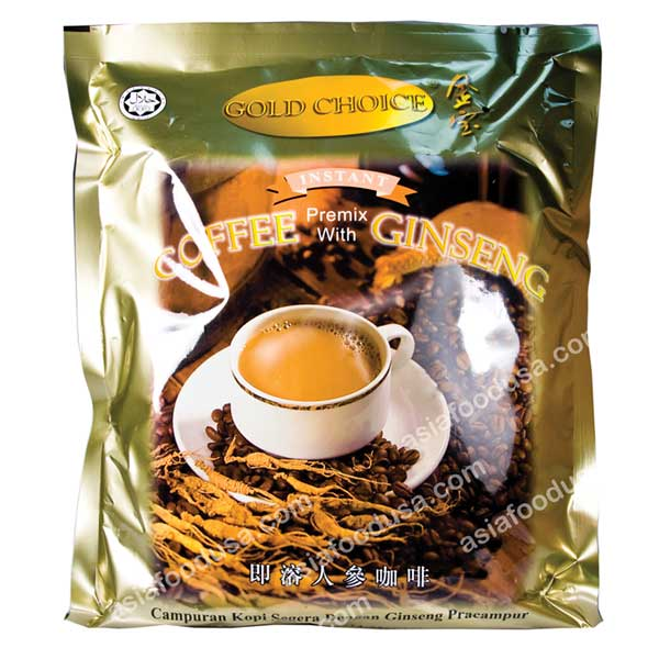 Gold Choice Ginseng Coffee
