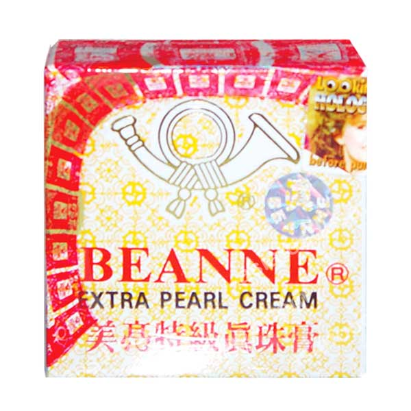 Beanna Extra Pearl Cream (Yellow)