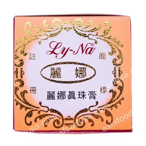 Ly Na Pearl Face Cream (Pink)