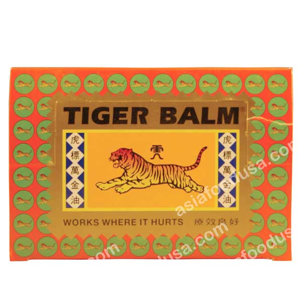 Tiger Balm Extra Strength (Red)