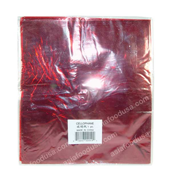 Cellophane Red (Giay Kien Do)