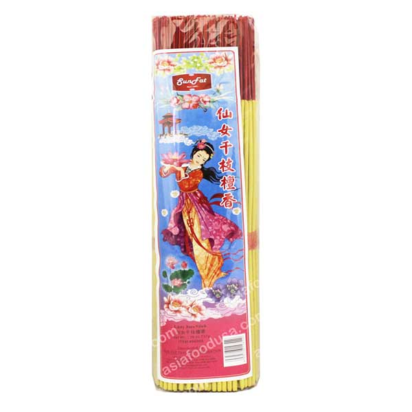 Joss Stick Flying Girl