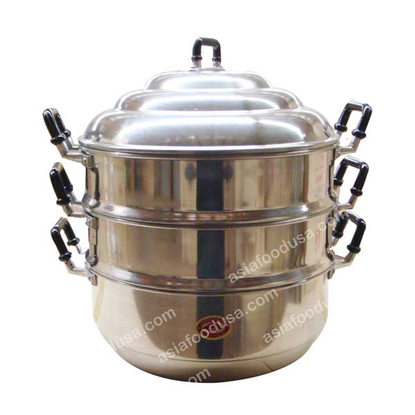 Thai Steamer (Diamond) 22cm