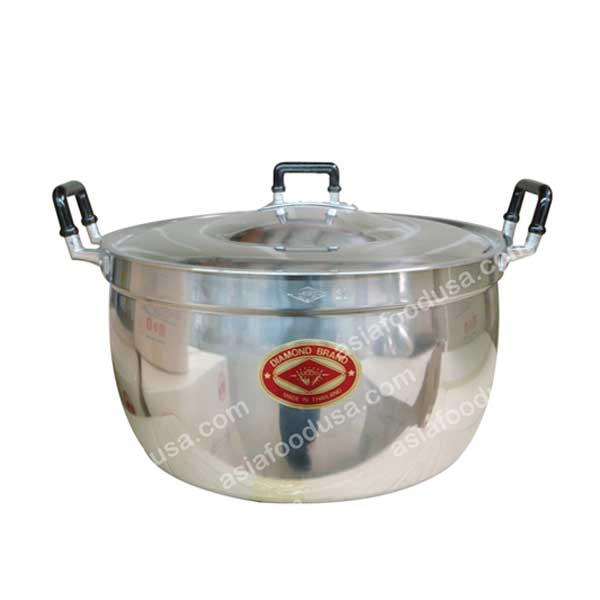 Cooking Pot (Diamond) 22cm