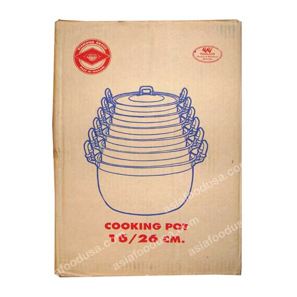 Cooking Pot 16-26cm