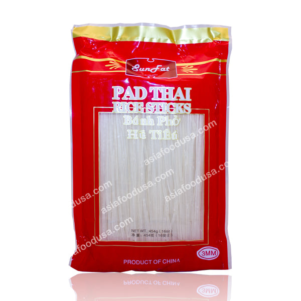 SF Pad Thai Rice Sticks (3mm)
