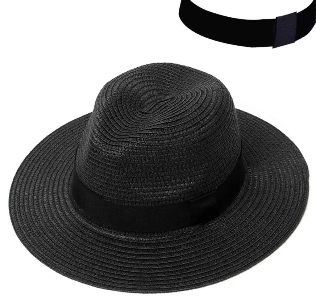 Embroidered Fedora Hats