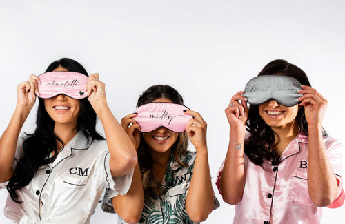 Personalised Eye Mask