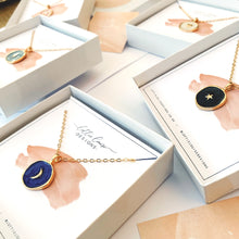 Load image into Gallery viewer, Twilight Range Gold Necklaces