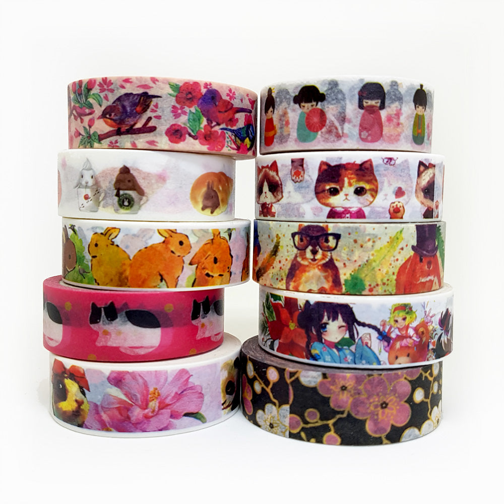 New Washi Tapes!